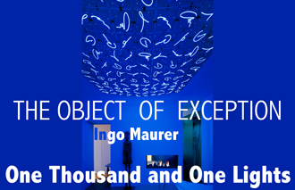 04 Ingo Maurer The Object of the Excpetion One Thousand and One Light