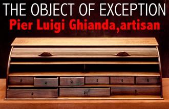11 Pier Luigi Ghianda artisan