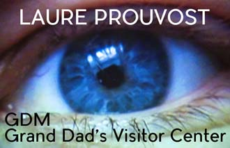 01 Laure Prouvost GDM – Grand Dad's Visitor Center
