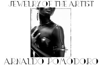03 Arnaldo Pomodoro Jevelry