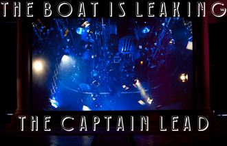04 The Boat is Leaking-The Captain Lied