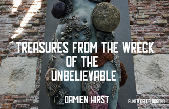 01 Damien Hirst Tresaures from the Wreck of the Unbelievable Punta della Dogana