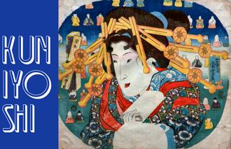 01 Kuniyoshi Il Visionario del Mondo Fluttuante