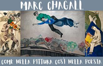 01 Marc Chagall Come nella Pittura così nella Poesia