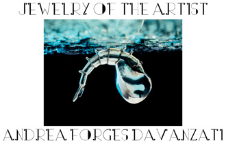 03 Jewelry of the Artist Andrea Forges Davanzati