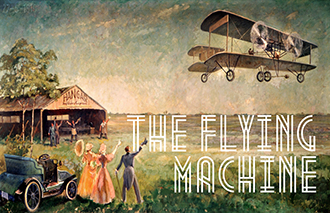 4 The Flyng Machine